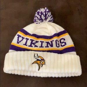 Minnesota Vikings NFL Knit Winter Hat